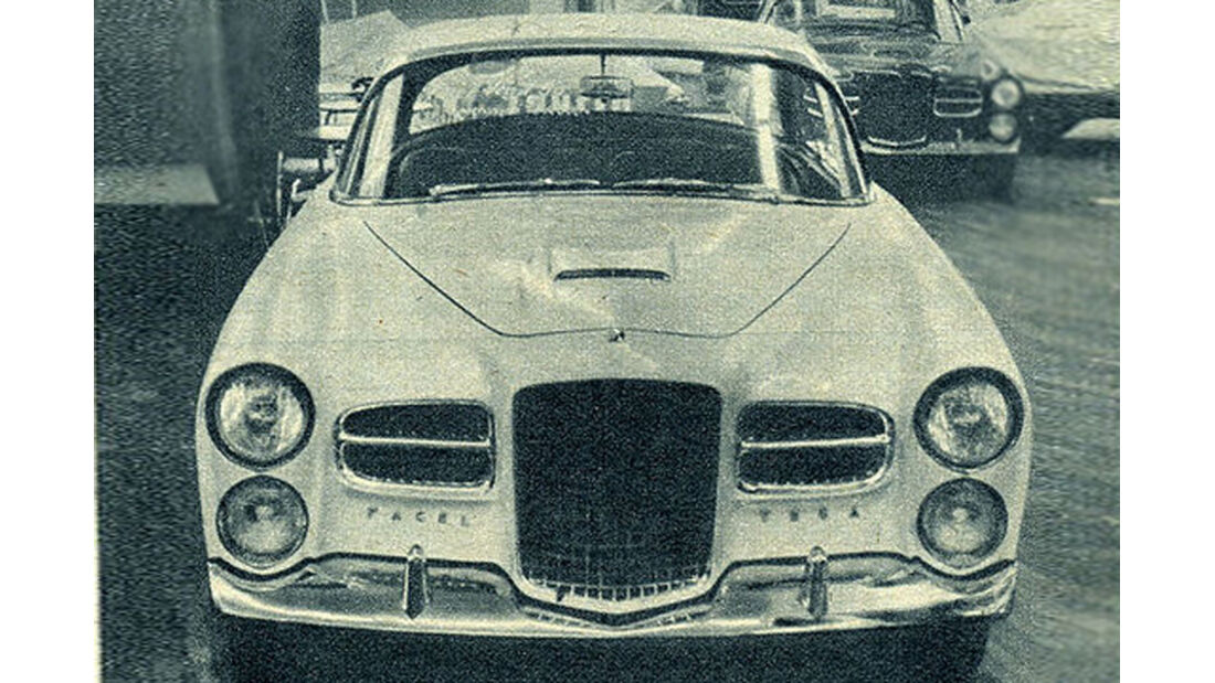 Facel, Vega, IAA 1959