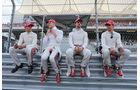 Fässler, Lotterer, di Grassi & Duval - Audi - WEC Austin 2015