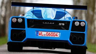 Fahlke Larea GT1 S10, Heckansicht