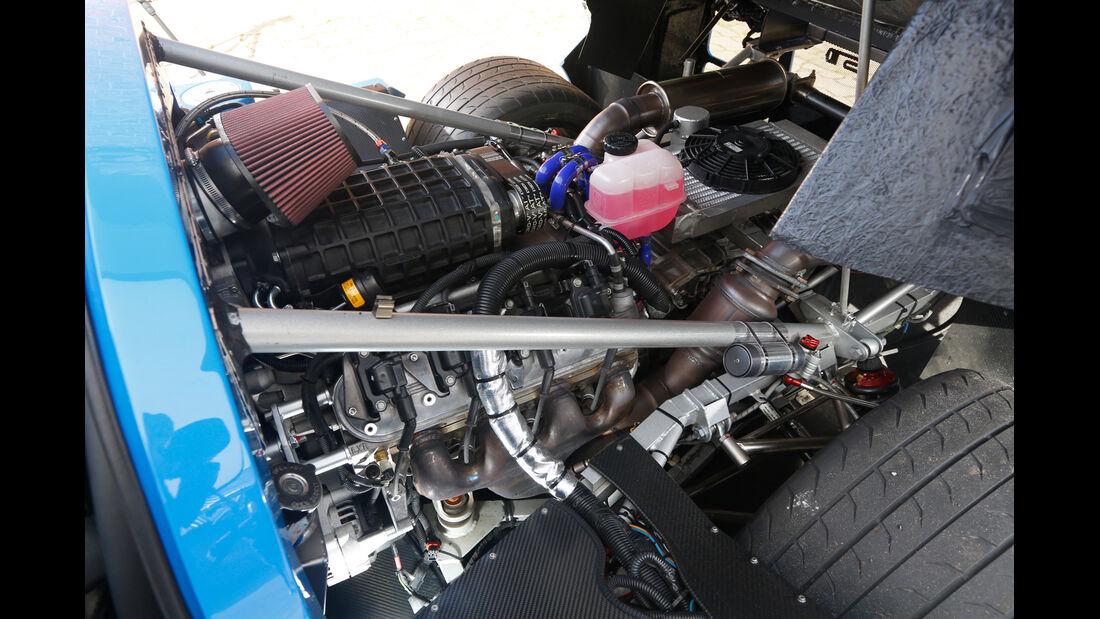 Fahlke Larea GT1 S10, Motor
