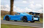 Fahlke Larea GT1 S10, Seitenansicht
