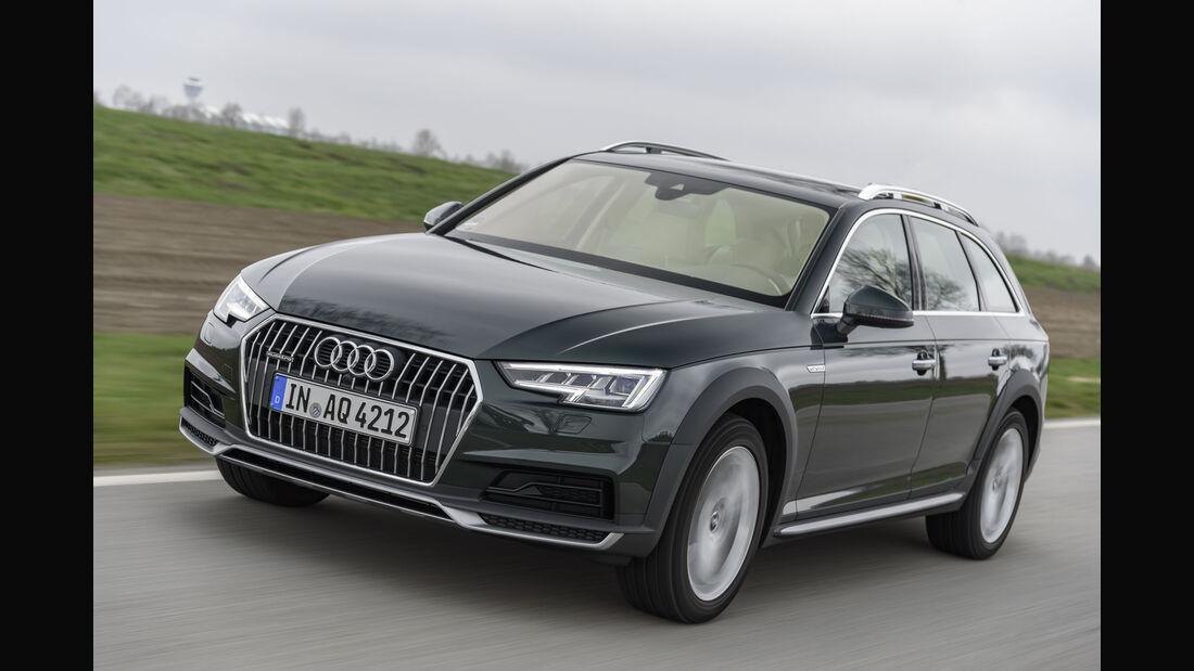 Fahrbericht Audi A4 Allroad, 04/2016