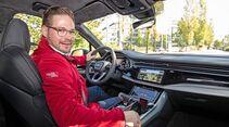 Fahrbericht Audi Q7 60 TFSIe