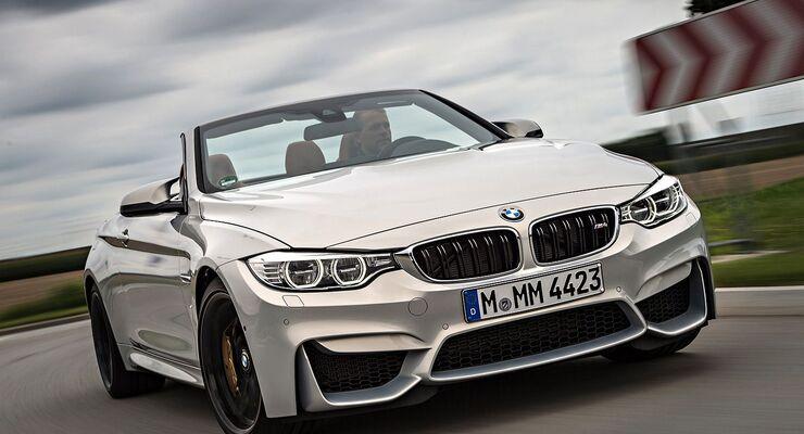 Fahrbericht BMW M4 Cabrio