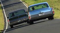 Fahrbericht Cadillac 62 und Lincoln Continental