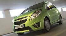 Fahrbericht Chevrolet Spark: Kantiges Selbstbewusstsein