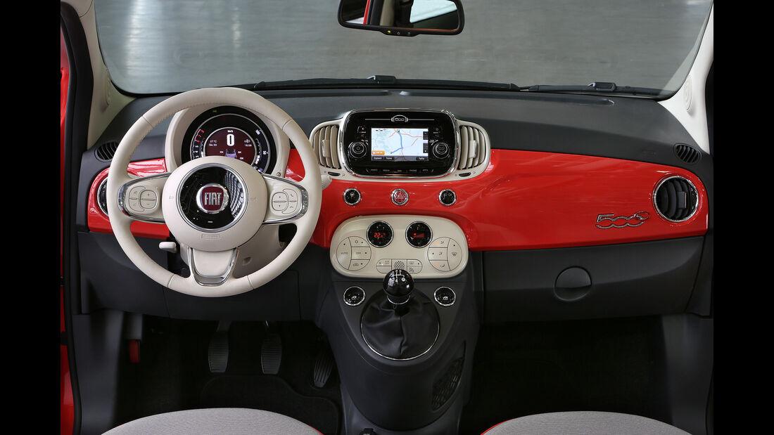 Fahrbericht Fiat 500 Facelift, Modelljahr 2016