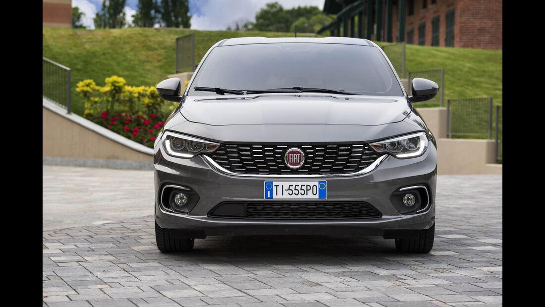 Fahrbericht Fiat Tipo Fünftürer, 05/2016