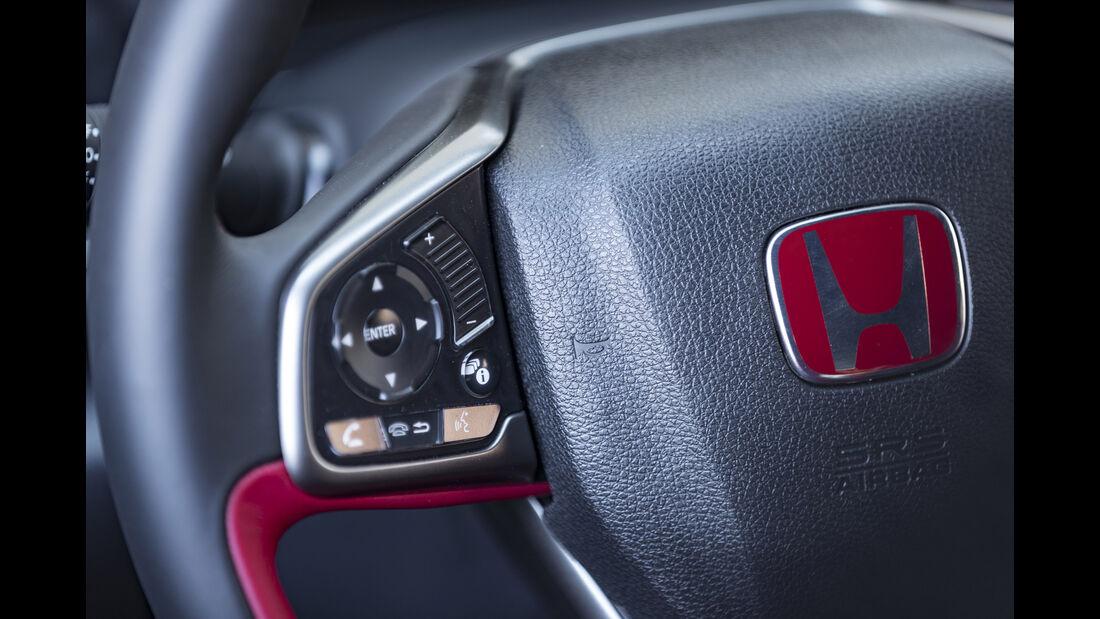 Fahrbericht Honda Civic Type R 2017