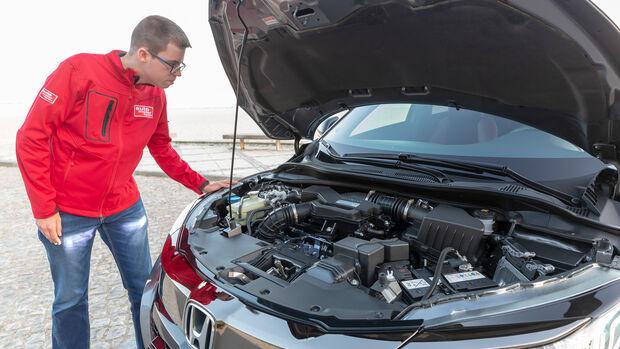 Fahrbericht, Honda HR-V Sport 1.5 VTEC Turbo