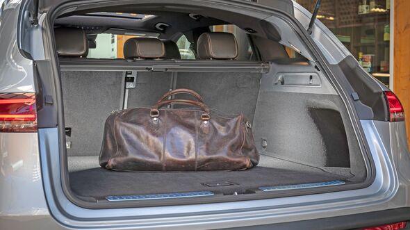 Fahrbericht Mercedes EQC 400