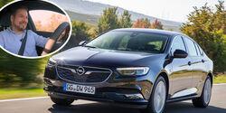 Fahrbericht Opel Insignia 1.6 Turbo (2019)