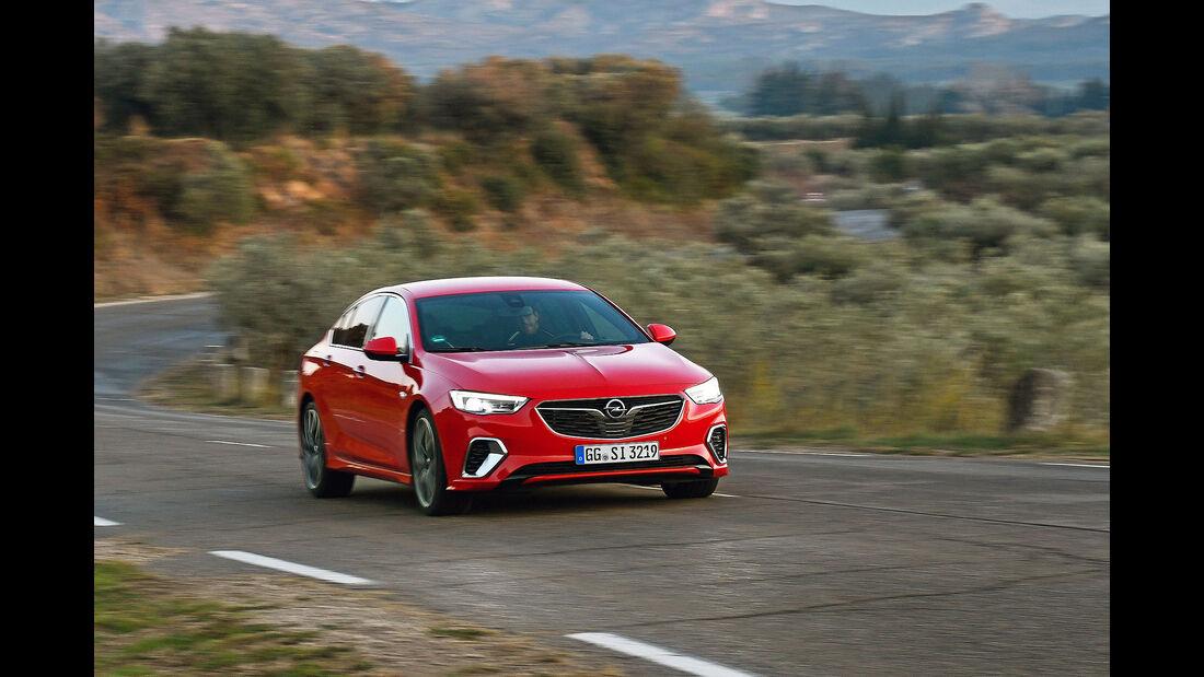 Fahrbericht Opel Insignia GSi