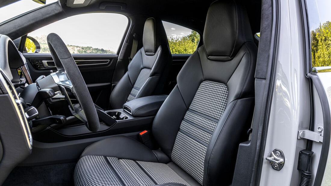 Fahrbericht Porsche Cayenne GTS