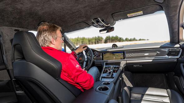 Fahrbericht Porsche Panamera Turbo S E-Hybrid
