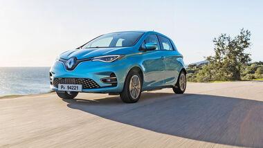 Fahrbericht Renault Zoe RE135 Z.E. 50 (2019)