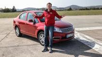 Fahrbericht Suda SA01BC Elektroauto China billig