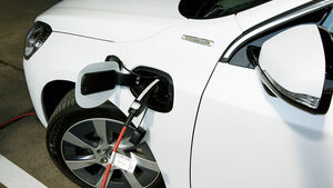 Fahrbericht Volvo V60-Diesel-Plug-inybrid, V60, Steckdose