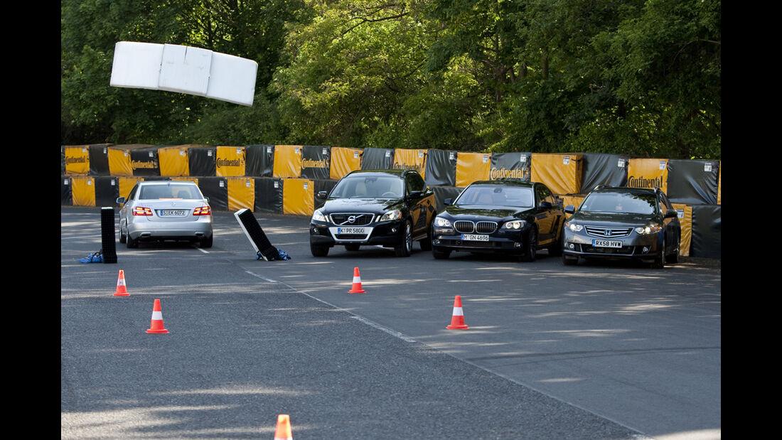 Fahrer-Assistenzsysteme