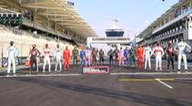 Fahrer - Fahrerfoto - GP Abu Dhabi 2020 - Rennen