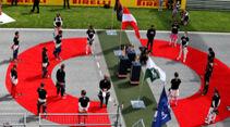 Fahrer - Formel 1 - GP Steiermark 2020 - Spielberg - Rennen