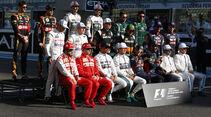 Fahrer-Foto - GP Abu Dhabi 2014