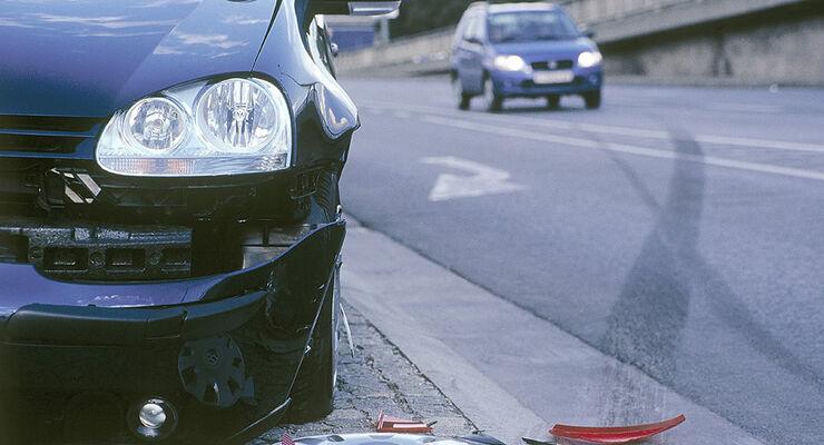 Fahrerflucht, Bagatellunfall