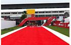 Fahrerlager - F1-Motorhomes - GP Spanien 2018