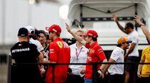 Fahrerparade - Formel 1 - GP Bahrain - 31. März 2019
