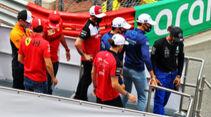 Fahrerparade - Formel 1 - GP Monaco - 23. Mai 2021