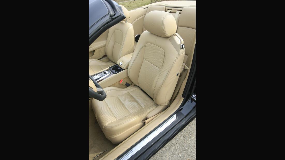Fahrersitz Arden-Jaguar XKR Cabrio AJ 20