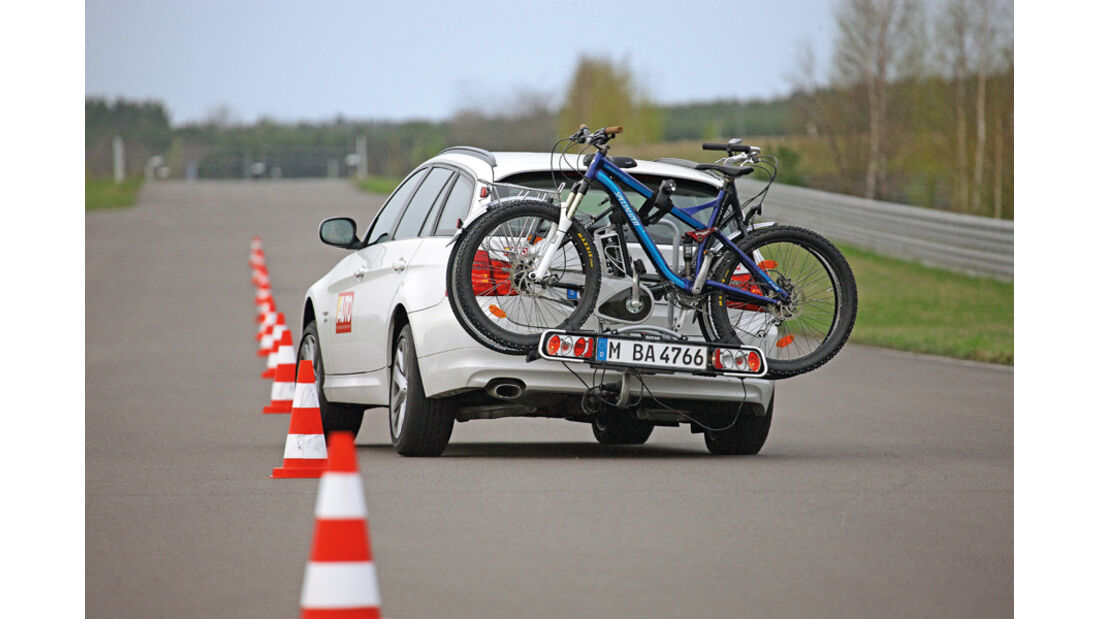 Fahrradträger, Eufab Jake