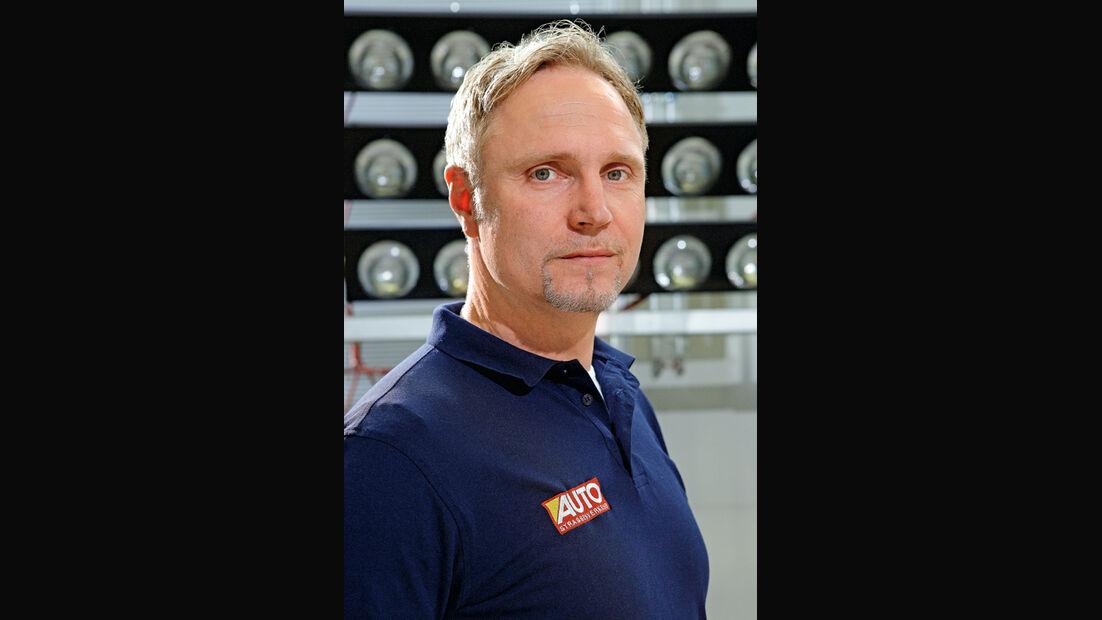 Fahrradträger, Henning Busse