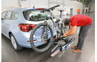 Fahrradträger-Konzeptvergleich, Handling