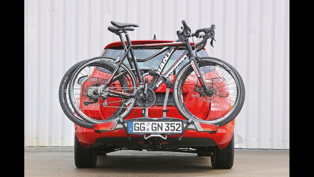 Fahrradträger-Konzeptvergleich, Thule Easyfold 931