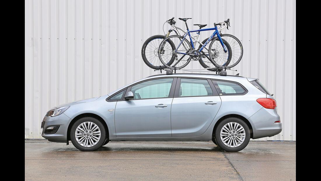 Fahrradträger-Konzeptvergleich, Thule Proride 591