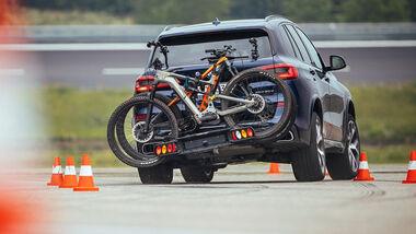 Fahrradträger-Test
