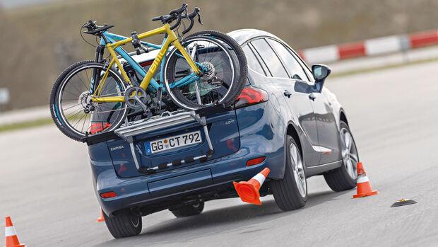 Fahrradträger Test ASV1217