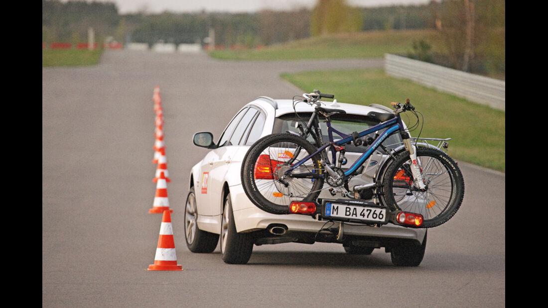Fahrradträger, Uebler X 21 Nano