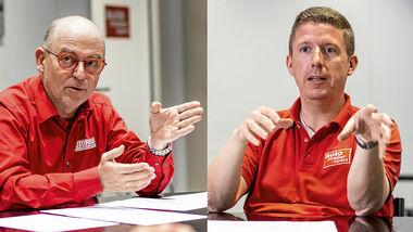 Fahrsicherheits-Instruktoren im Interview, Sicherheitskampagne