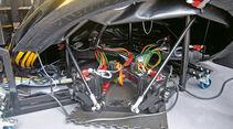 Fahrsimulator Ellip 6, Stellmotoren
