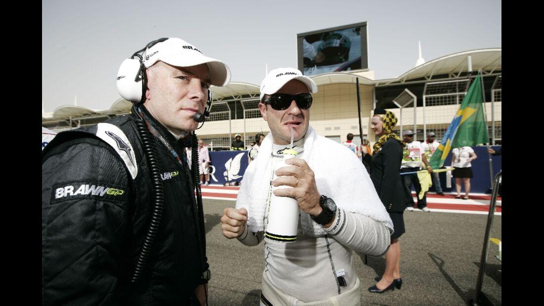 Fahrstil Barrichello