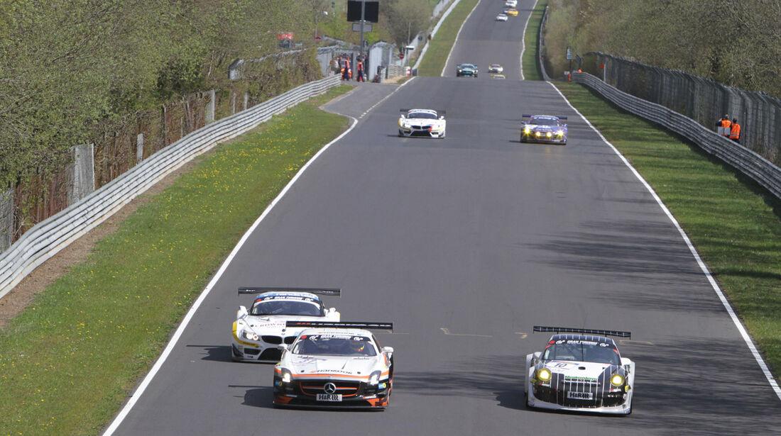 Fahrzeuggruppe, DöttingerHöhe, VLN Langstreckenmeisterschaft Nürburgring 28-4-2012
