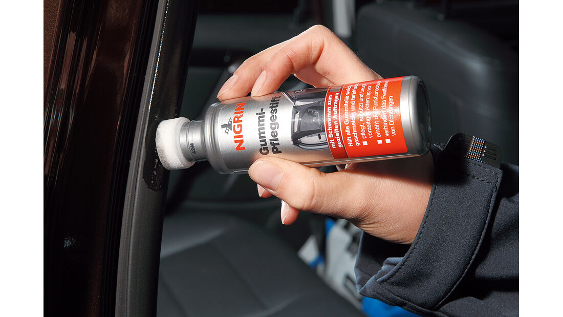 Fahrzeugzubehör, Gummipflegestift