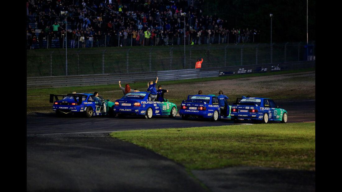 Falken Drift Show 2016 - 24h-Rennen - Nürburgring - Müllenbachschleife