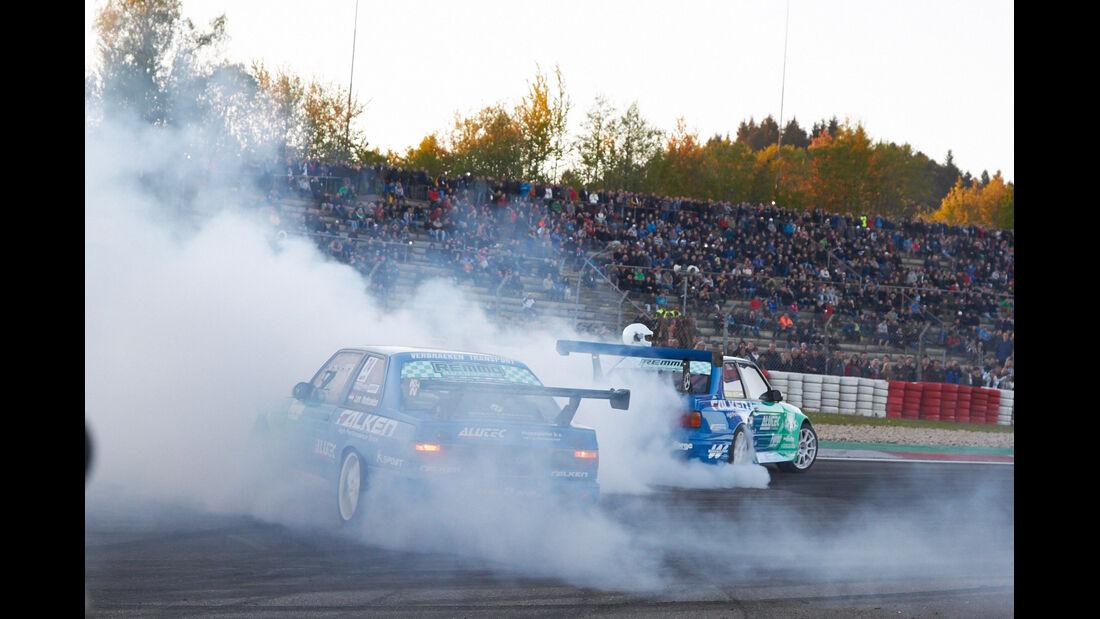 Falken Drift Show - 24h Nürburgring 2013