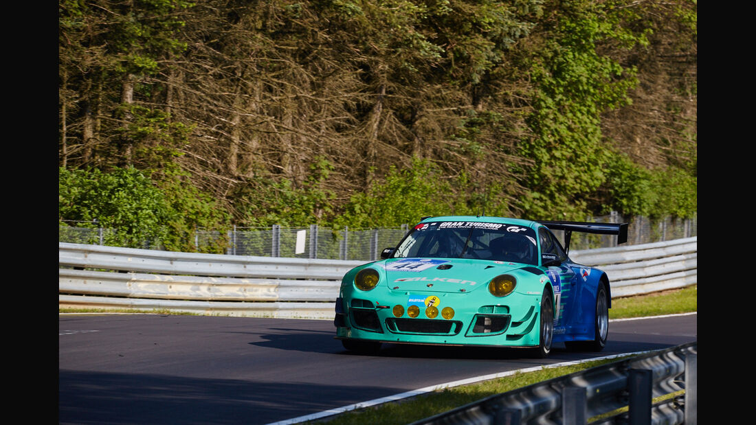 Falken Motorsports - Porsche 997 GT3 R - #44 - 24h-Rennen Nürburgring 2015 - Top-30-Qualifying
