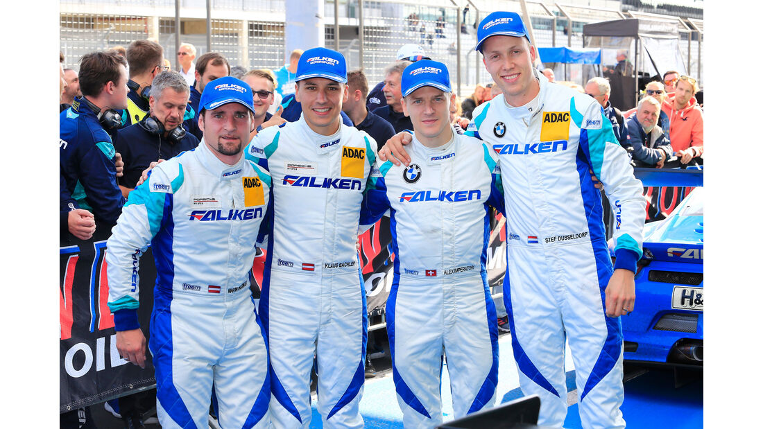 Falken Motorsports - VLN 2018 - Langstreckenmeisterschaft - Nürburgring-Nordschleife