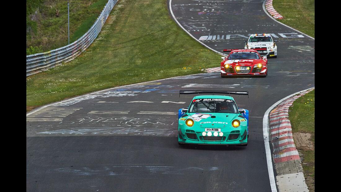 Falken Porsche  - VLN Nürburgring - 3. Lauf - 26. April 2014
