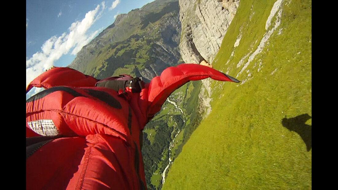 Fallschirm, Proximity Flying, Jokke Sommer